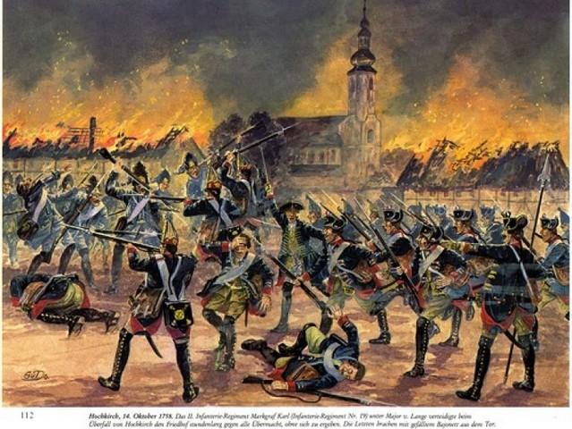 Картинки по запросу Русские войска 9 октября 1760 года вошли в Берлин.